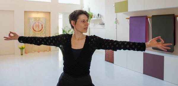 Yoga-opleiding, hoofddocent